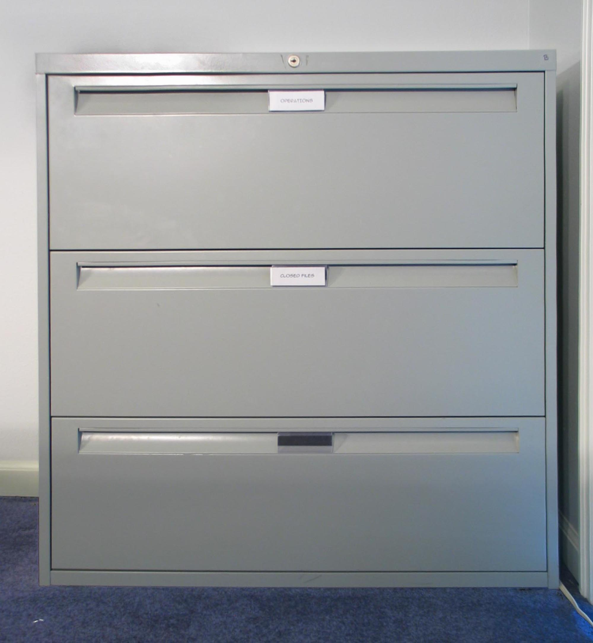 steelcase lateral file cabinet for sale